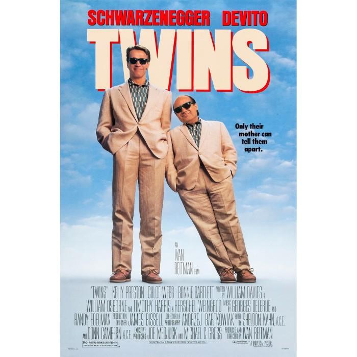 Jual Dvd Film Twins 1988 Kab Karawang Dvd Movie Update Tokopedia