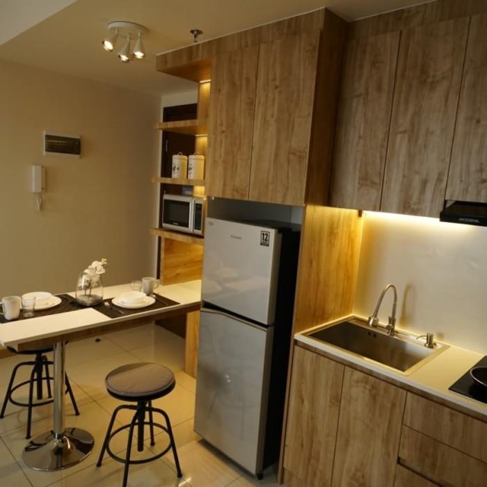 Jual Kitchen Set Dapur Minimalis Kota Bogor Ritz Interior Tokopedia