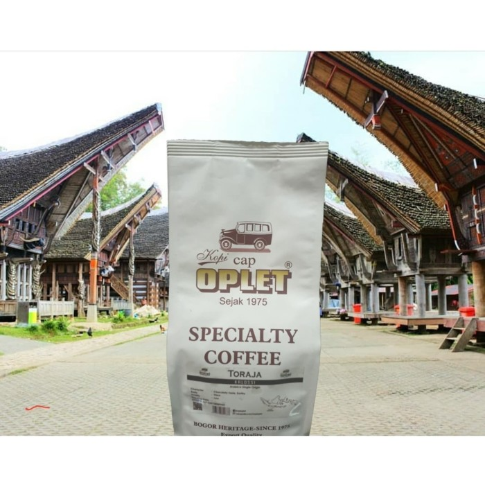 Foto Produk KOPI OPLET SPECIALTY COFFEE – TORAJA KALOSSI - 250 gram dari Bogor Japutra