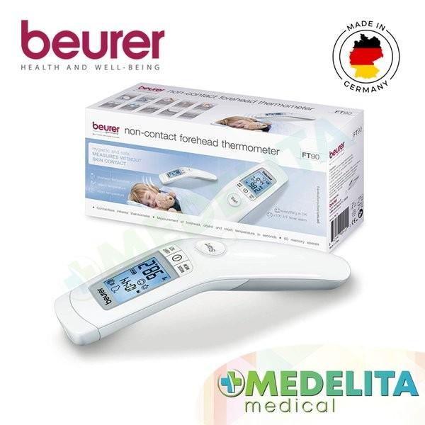 Foto Produk Termometer Digital Non Kontak - Non Contact Thermometer FT-90 BEURER dari imbudstore