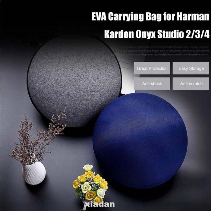 Cover Durable Protective Case Shockproof EVA For Harman Kardon Onyx Studio 2//3//4