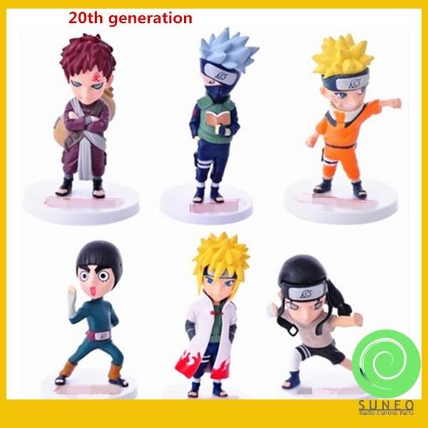 Jual Promo Naruto Jiraiya Kakashi Action Figures Anime Doll Jakarta Selatan Suneo Rc Hobby Tokopedia