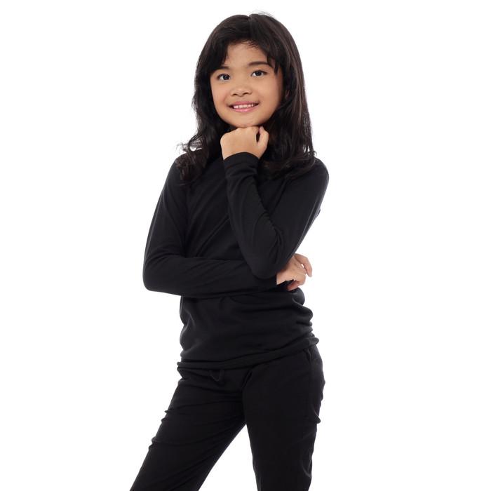 Foto Produk Manset Anak Tanggung 10-18 Tahun Warna Hitam (Yasta Fashion Kids) - Hitam dari Dream Keys Co.