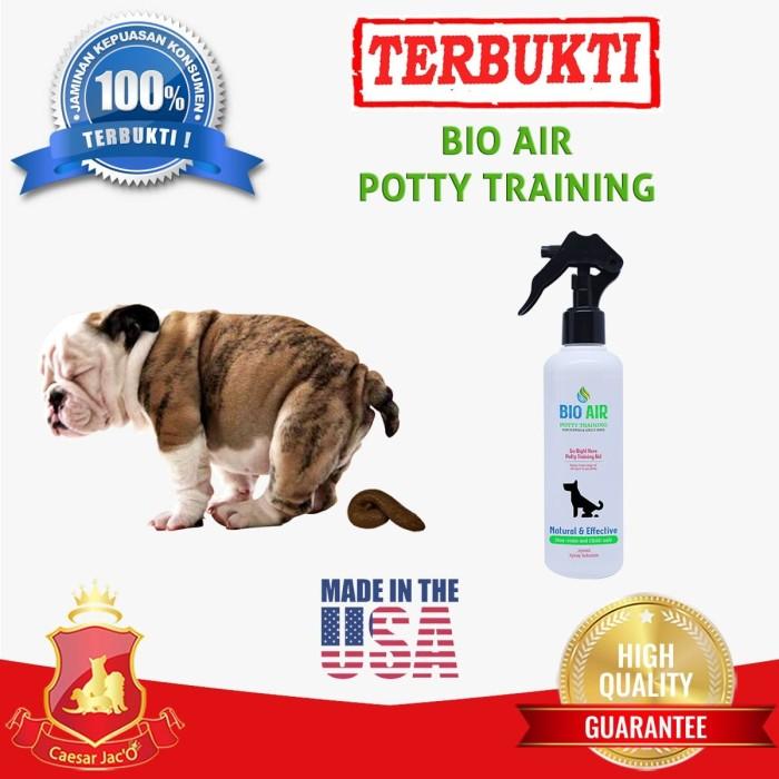 Jual Spray Melatih Pipis Dan Pup Anjing Dog Potty Toilet Training 100ml Refill 100ml Jakarta Barat Caesar Jac O Tokopedia