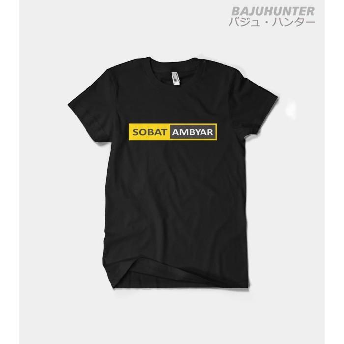 Jual T Shirt Sobat Ambyar Didi Kempot Jakarta Pusat Ms Jersey