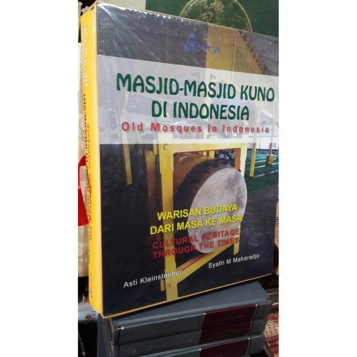 Foto Produk Masjid-Masjid Kuno DiIndonesia dari DistributorBuku