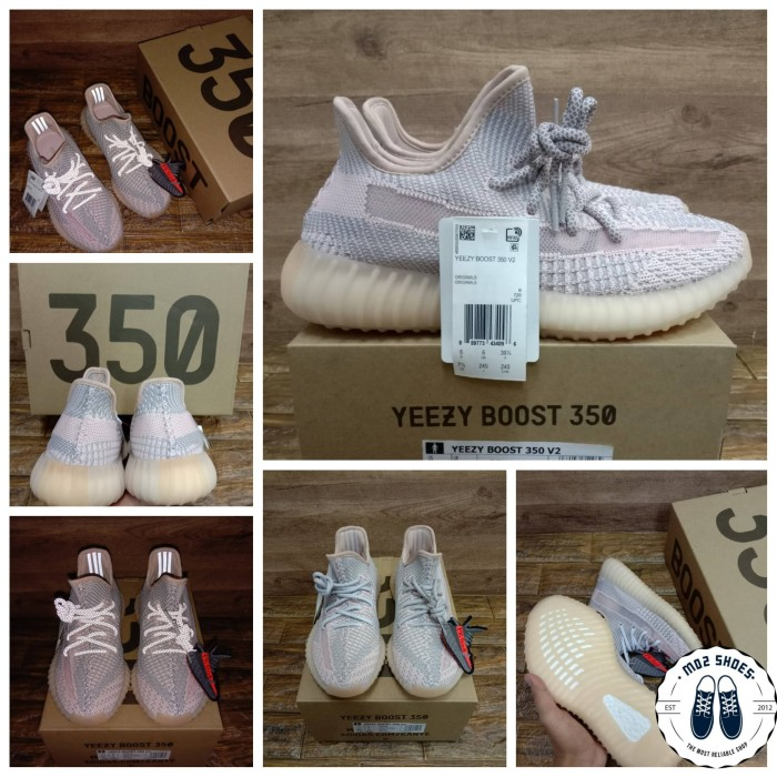 yeezy synth pink