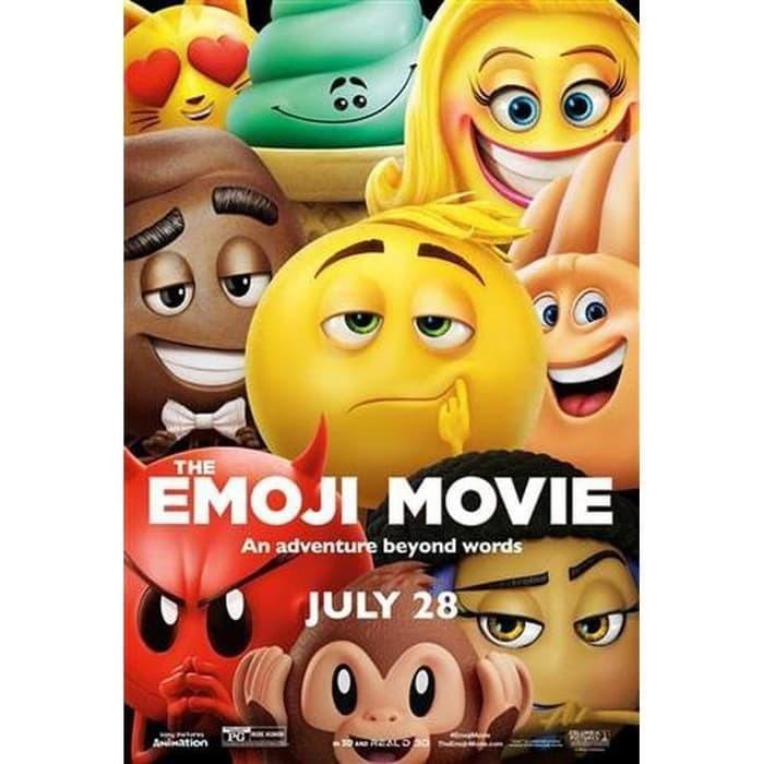 Jual Film Dvd The Emoji Movie 2017 Kota Tasikmalaya Toko Film Dvd Tokopedia