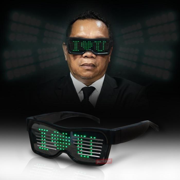 Foto Produk Kacamata Mamang Van Hamann 2020 Series - Hijau dari PERMAISURI