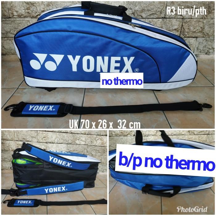 Foto Produk tas raket badminton yonex R3 dari dera sport