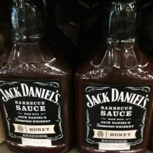 JACK DANIELS BARBECUE BASTING BRUSH