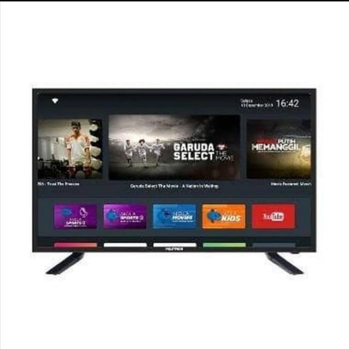 Jual Led Smart Tv Polytron 32 Inch Pld32ad1508 Kota Surabaya Eneloopmart Tokopedia