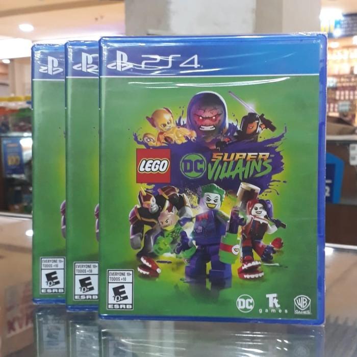 Jual Ps4 Lego Dc Super Villains Region 2 Jakarta Utara Fun Game Shop Tokopedia