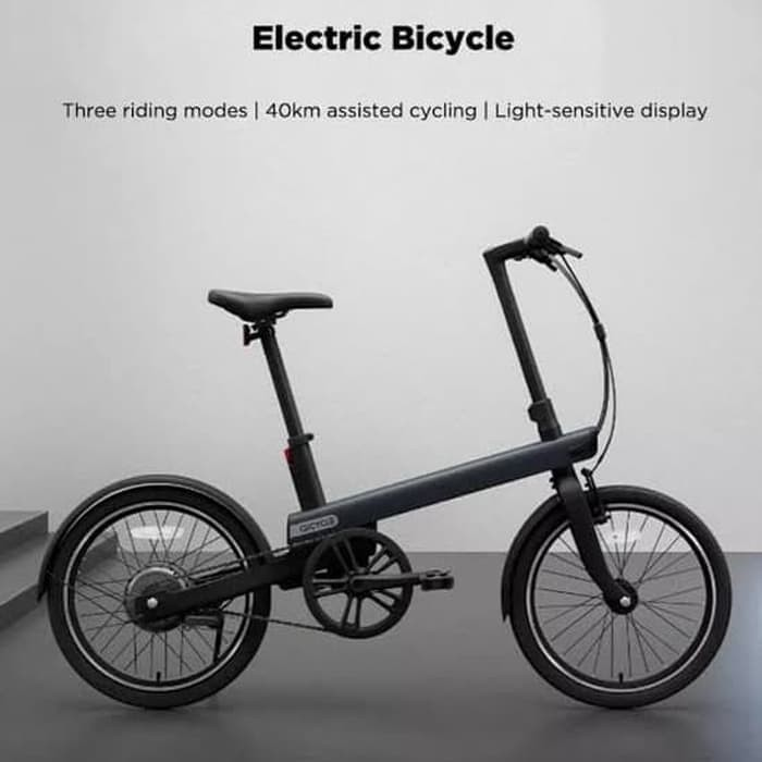 XIAO MI QICYCLE EF1 electric bicycle oringinal integrated cable