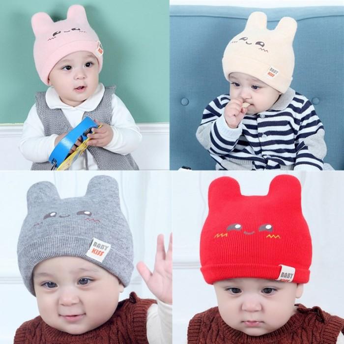 Jual Skic Topi Kupluk Bayi Baru Lahir Dengan Gambar Kartun Hangat Untuk Jakarta Selatan Phika Store Tokopedia