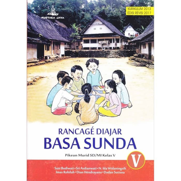 Jual Buku Sd Kelas 5 Buku Bahasa Sunda Kelas 5 Sd Rancage Diajar Basa Sunda Jakarta Barat Elllll Tokopedia
