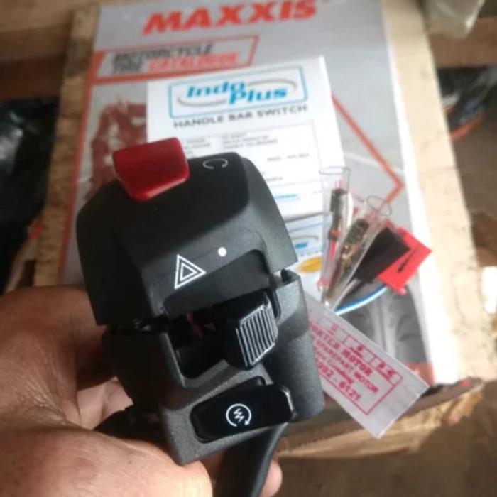 Foto Produk saklar kanan r15 vixion new led original dari dokter motor