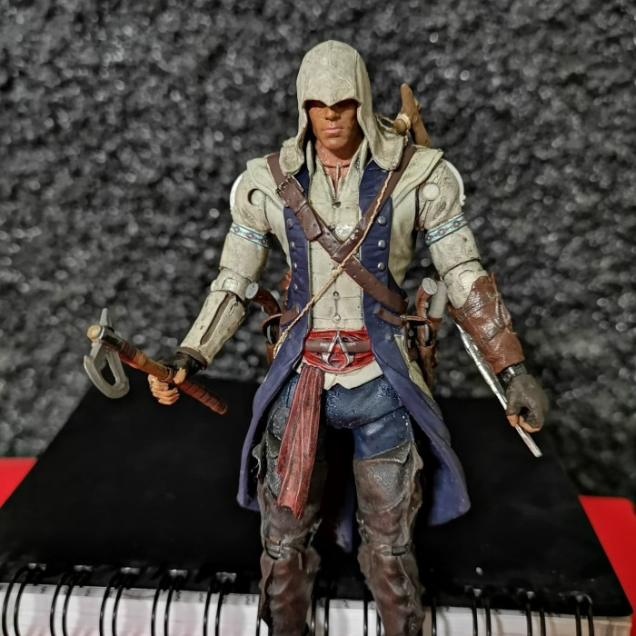 Jual Action Figure Mcfarlane Assassin S Creed 3 Connor Kenway