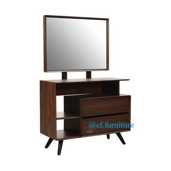 Jual Meja Rias Kursi Dt 326 Benefit Kualitas Premium Terbaik Kota Bekasi Cibubur Furniture Tokopedia