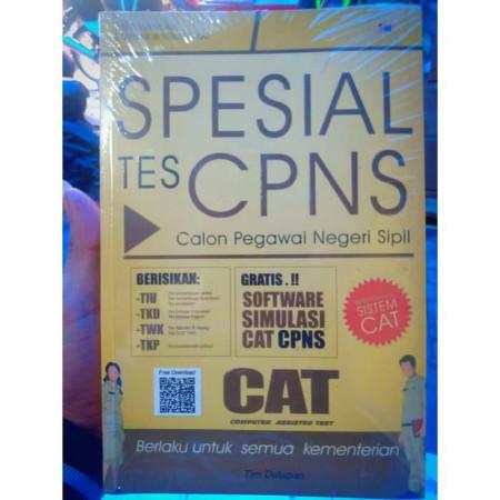 Foto Produk Spesial tes CPNS dari DistributorBuku