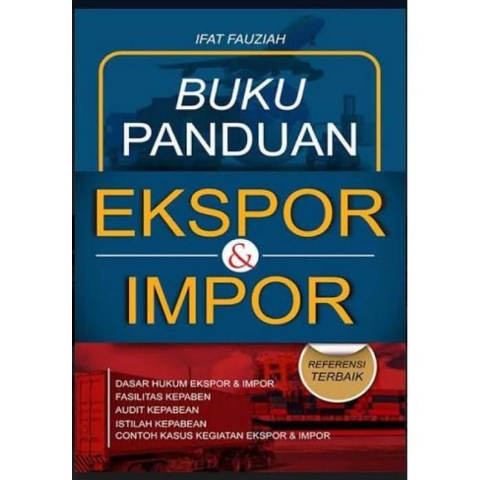 Foto Produk Buku panduan ekspor dan impor dari DistributorBuku