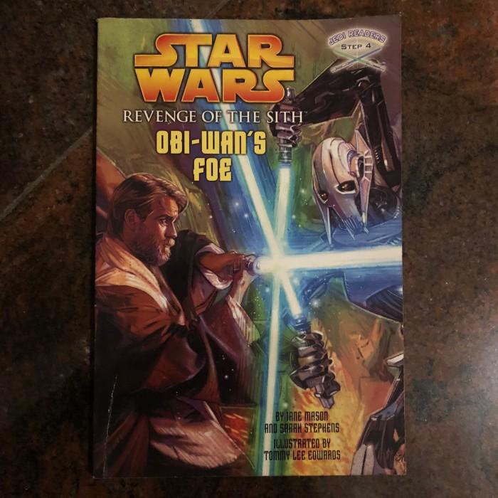 Jual Star Wars Revenge Of The Sith English Book Skywalker Jedi Children S Jakarta Selatan Insta Premium Tokopedia