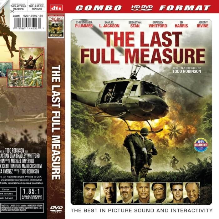 Foto Produk KASET DVD FILM BOX OFFICE - FILM THE LAST FULL MEASURE dari FRIENDSTOREEE
