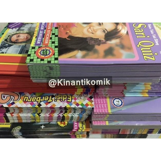 Jual Buku Tts Teka Teki Silang Jakarta Timur Ewgi Store