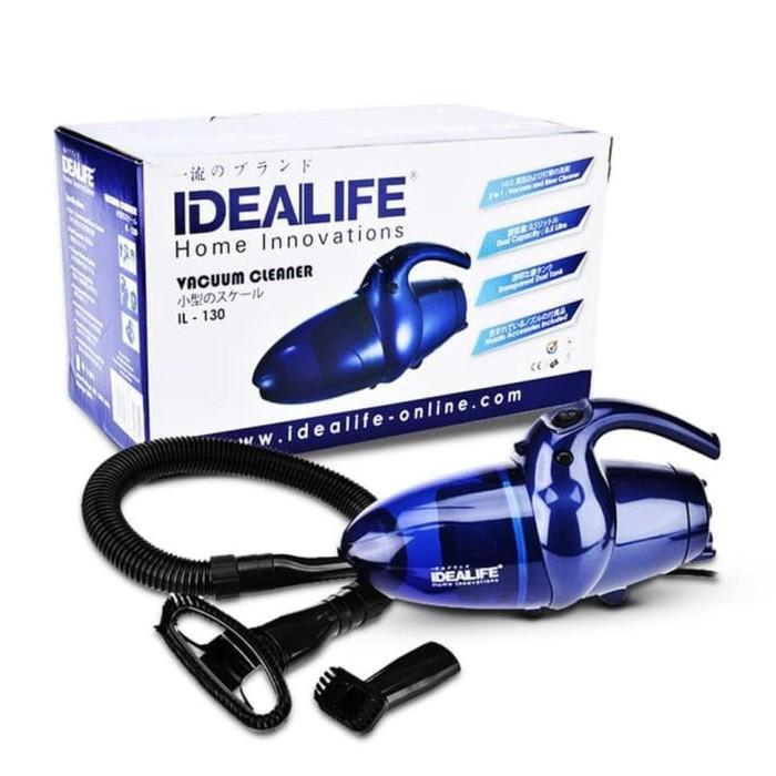 Jual Promo Best Diskon Idealife Vacuum Cleaner Il 130 Bisa Untuk Blower Kota Bekasi Detail Soph Tokopedia