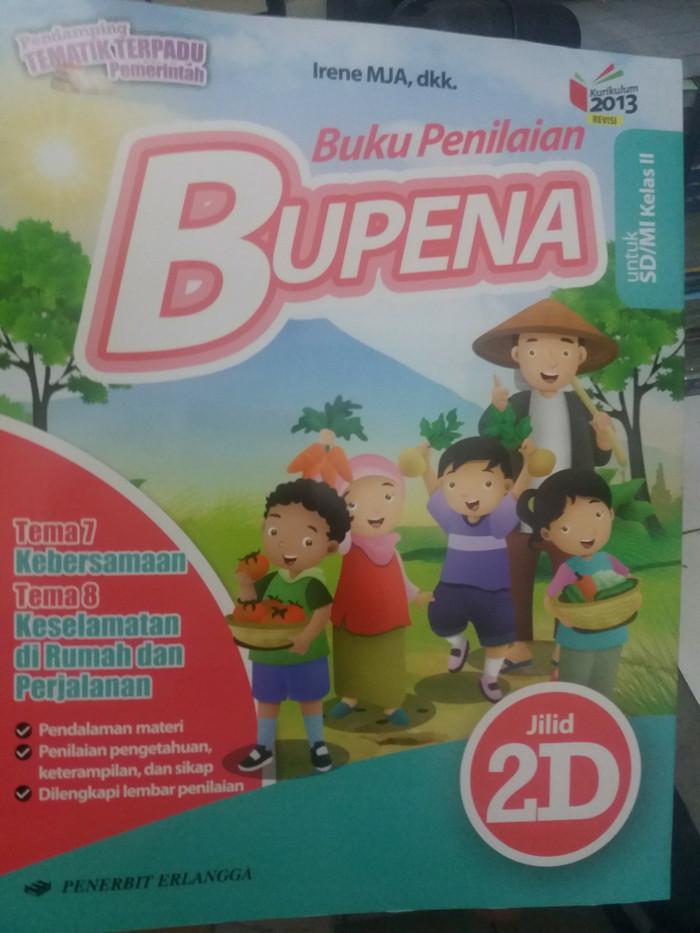 Jual Buku Sd Kelas 2 Buku Penilaian Bupena Sd Kelas 2d Jakarta Barat Saadatutami Tokopedia