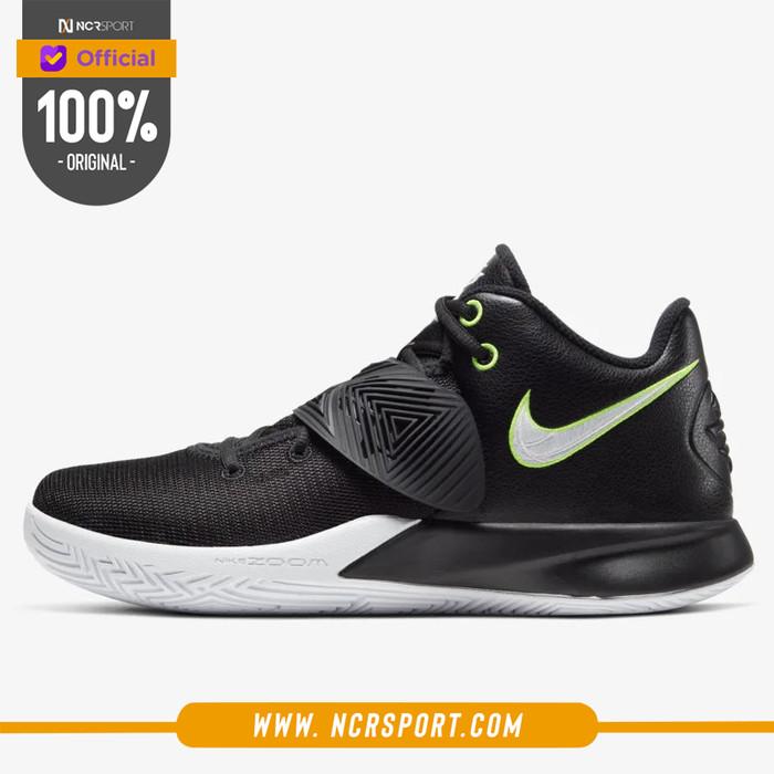 Foto Produk Sepatu Basket Nike Kyrie Flytrap 3 Black White Original CD0191-001 dari Ncr Sport