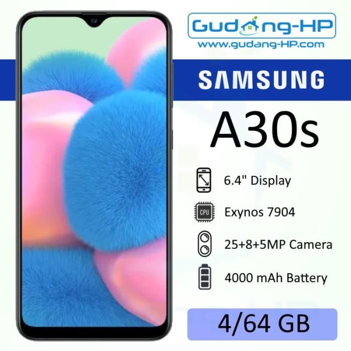 Foto Produk Samsung Galaxy A30S 4/64GB Garansi Resmi SEIN - Hitam dari Gudang-HP