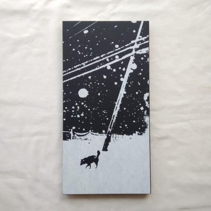 Foto Produk Hajime Kimura - Snowflakes Dog Man, Buku Foto Photobook dari Unobtainium