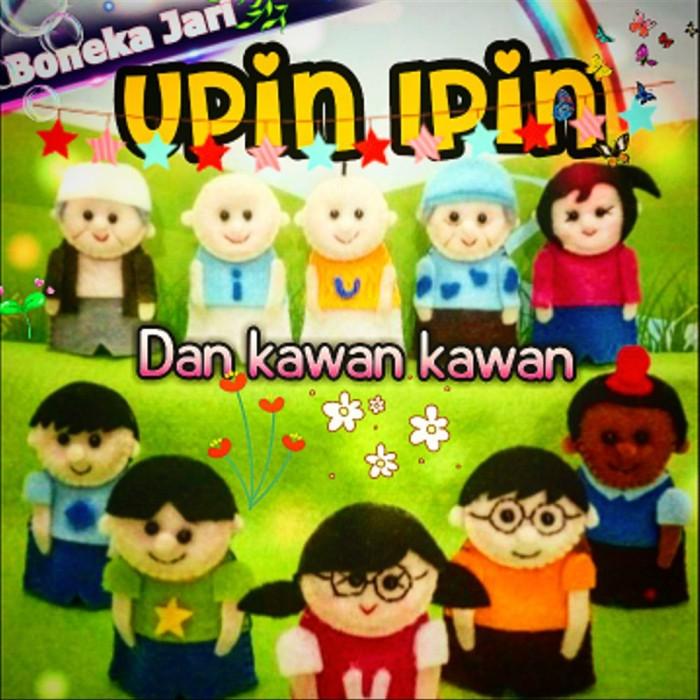 Jual Boneka Jari Upin Ipin Dan Kawan Kawan Jakarta Pusat Rizalstore2020 Tokopedia