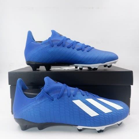 Jual Sepatu Bola Adidas X 19 3 Fg Royblu Jakarta Barat