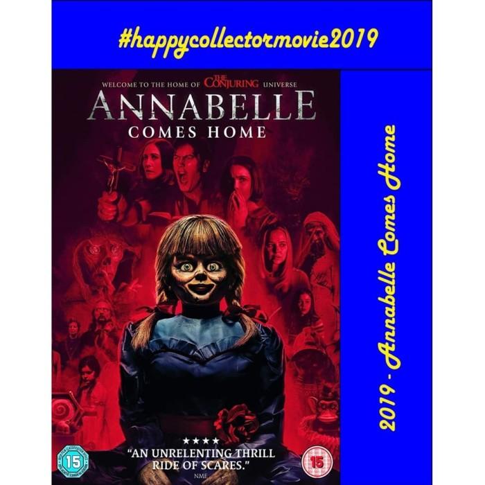Jual Dvd Annabelle Comes Home 2019 Jakarta Selatan Happyc Shop Tokopedia