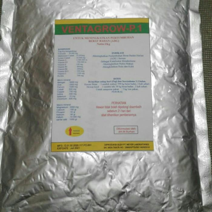 Foto Produk VENTAGROW - P.1 Untuk meningkatkan berat badan untuk hewan dari medicine Pets Store