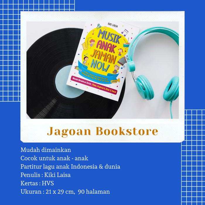 jual buku lagu musik anak jaman kota semarang jagoan bookstore tokopedia
