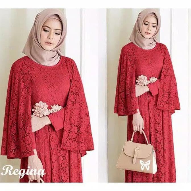 Jual Kebaya Wanita Brokat Baju Dress Maxi Busana Muslim Muslimah Terbaru Jakarta Selatan Amy Aja Deh Tokopedia