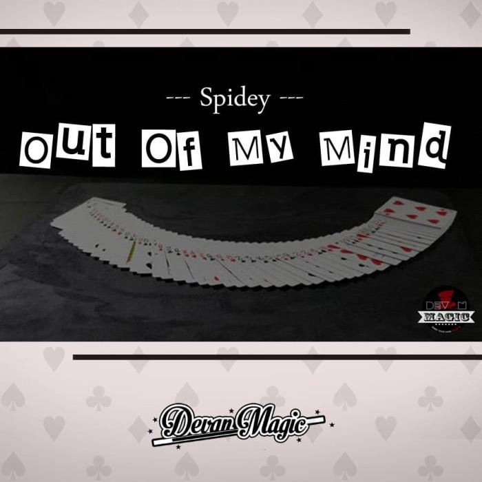 Jual OUT OF MY MIND by Spidey - Alat Sulap | Video Sulap - Kota Pekanbaru - Devan Magic | Tokopedia
