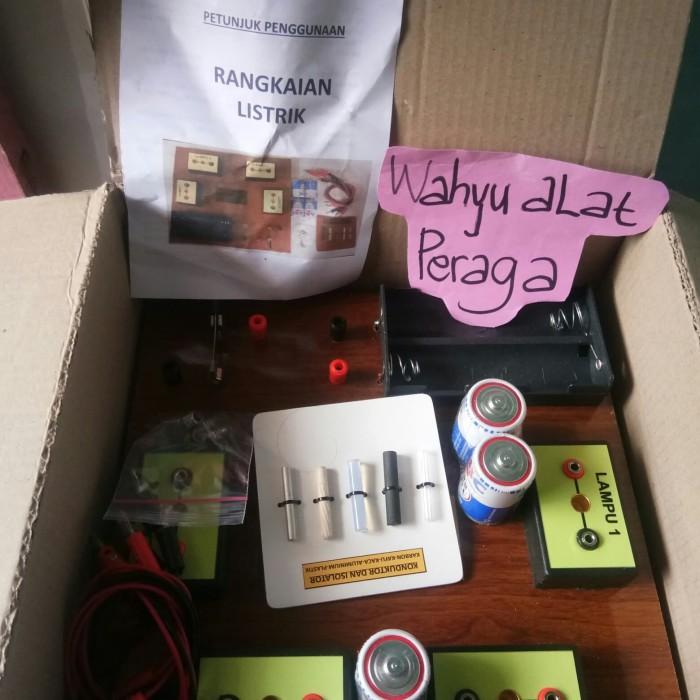 Jual Kit Listrik Sd Rangkaian Listrik Seri Dan Paralel Siswa Sd Jakarta Utara Wahyu Alatperaga Tokopedia