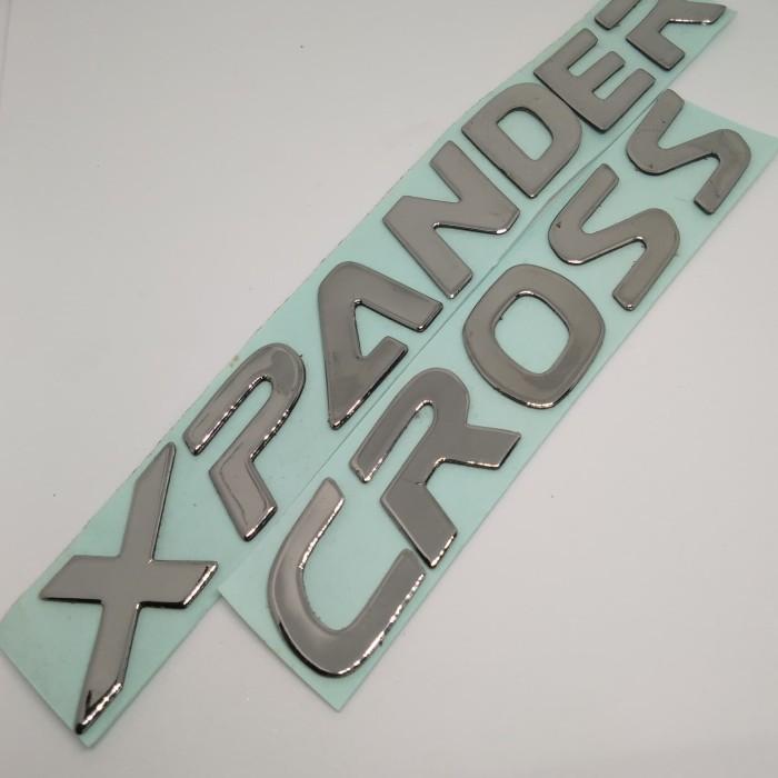 Foto Produk emblem Xpander Cross - Hitam dari IndoAccars29