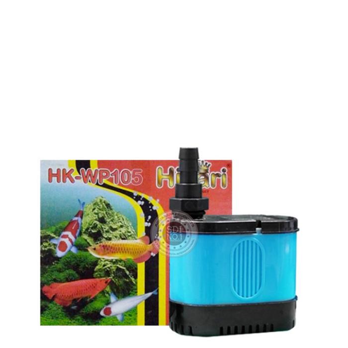 Jual pompa aquarium/kolam hikari HK 105. japan kualitas ...