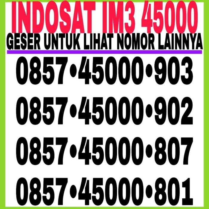 Jual Nomor Cantik Indosat Murah Jakarta Barat Nomo Cantik Cilacap 84 Tokopedia