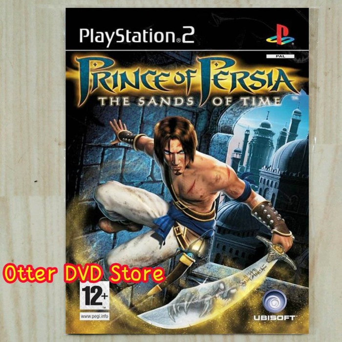 Jual Kaset Game Ps2 Ps 2 Prince Of Persia The Sands Of Time Kab Tangerang Otter Dvd Store Tokopedia