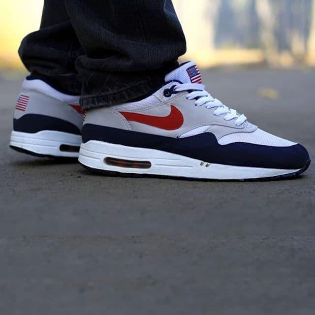 Jual Nike Air Max 1 Usa Patriot Bw