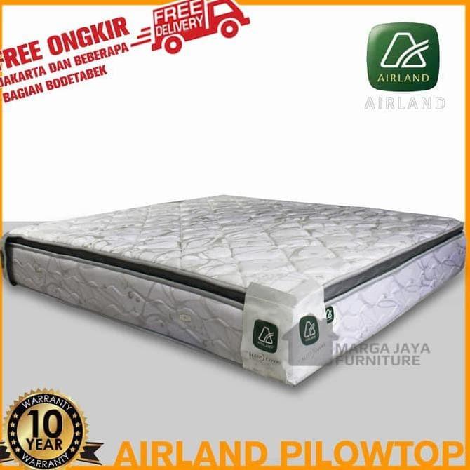 Foto Produk Kasur Springbed Airland Pillowtop 180 x 200 dari Navya-Store5758