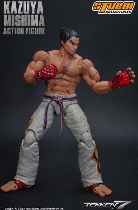 Jual Storm Kazuya Mishima 1 12 Action Figure Tekken 7 Disasadikoh Jakarta Selatan Disasadikoh Tokopedia