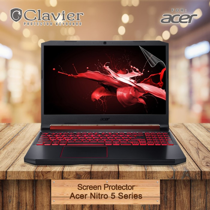 Foto Produk Screen Protector Anti Gores Acer AN515-54-76RU 73VG 72T8 Anti Glare dari Clavier