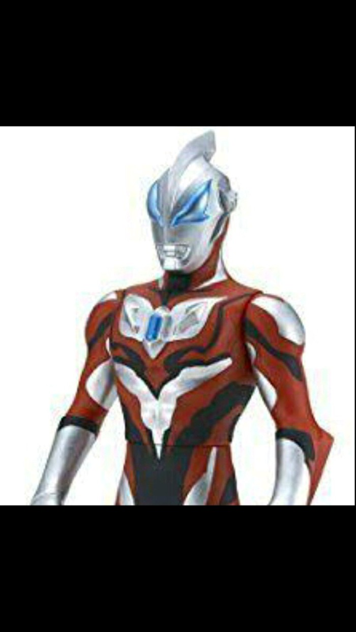 Jual Koleksi Big Soft Vinyl Ultraman Geed Figure HK7 Kab Tangerang Aufabil